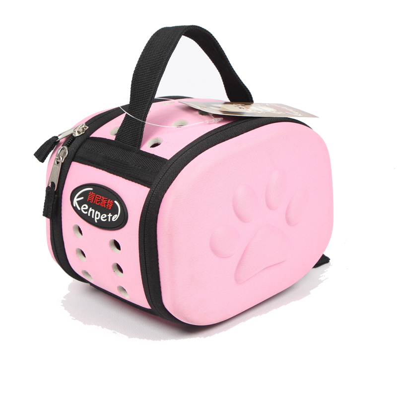 Pet Dog Supplies Handbags Carrying Cage Puppy Travel Bag Mascotas Hamster Suspension Box Transport Accessories WW977 In Carriers From Home