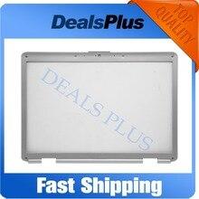 Замена Серебряный ноутбук lcd передняя рамка B оболочка для Dell 1525 1526 XT981