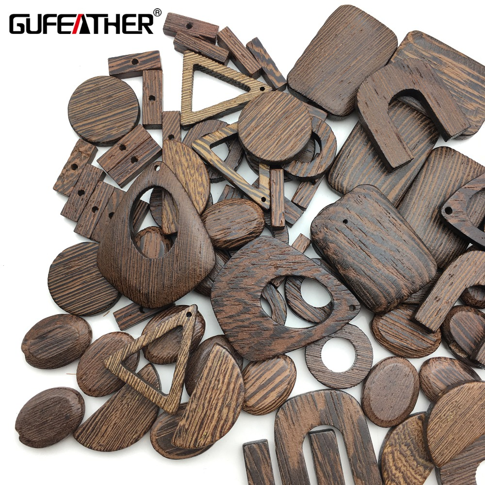 GUFEATHER M283,jewelry Accessories,accessory Parts,jewelry Making,diy Wood Accessory,hand Made,diy Earrings,jewelry Findings