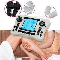 TENS UNIT/Dual channel output TENS EMS pain relief Electrical nerve muscle stimulator Digital therapy massager Physiotherapy Z3