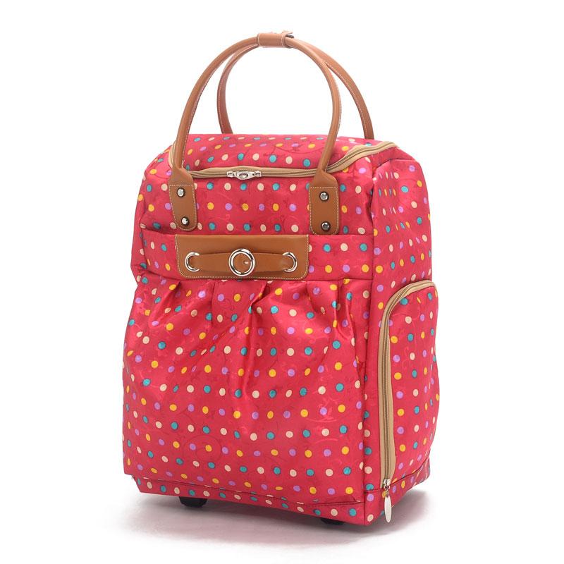 Aliexpress.com : Buy Travel boarding trolley bag designer rolling ...