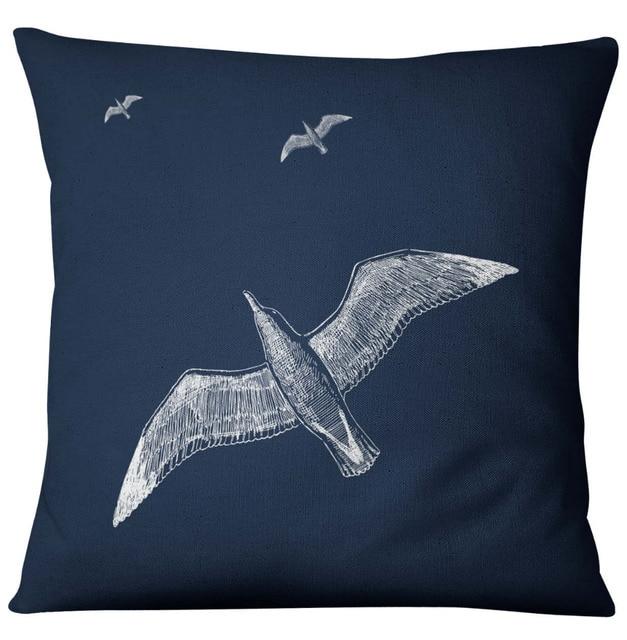 Mediterranean Style Linen Pillows 2