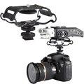 Микрофон Шок крепление для Zoom H4n/H5/H6, для Sony Tascam DR-40/Tascam DR-05 Записи микрофон shockmount для Увеличить Olympus
