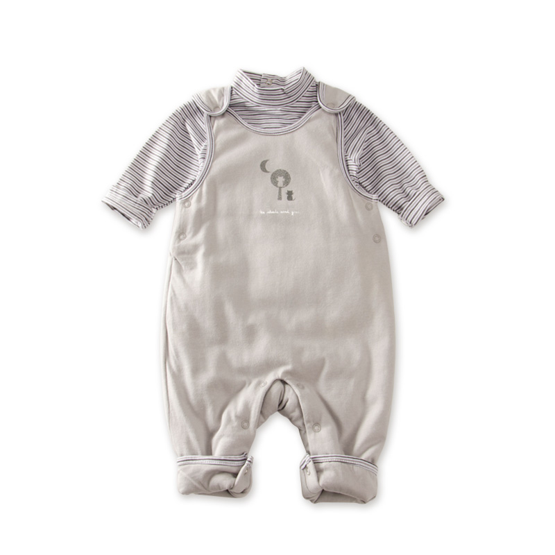 2017 New Spring Baby Boys Rompers Baby Jumpsuits Cotton Bib Pants Infant Long Sleeve Costume High Quality  Overalls Baby Clothes cotton baby rompers set newborn clothes baby clothing boys girls cartoon jumpsuits long sleeve overalls coveralls autumn winter
