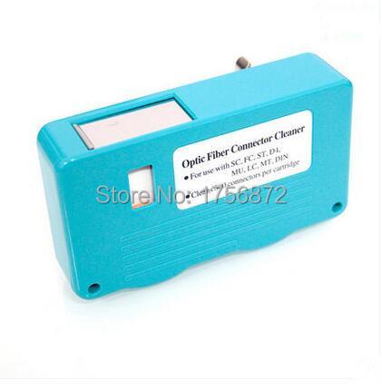 Conector de fibra Óptica Cleaner Limpieza Cassettes