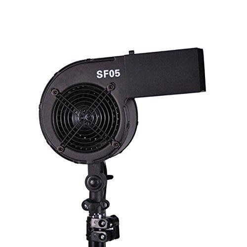 Ventilador para estudio soplador de SF-05 soplador de pelo ventilador para retrato de moda sesión de fotos CD05 A