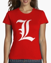 Death Note tshirts Women (4 colors)