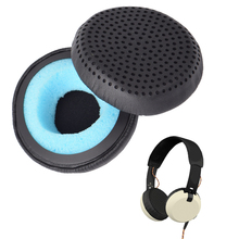 1 Pair of Earpads Replacement Cups Ear Pads Cushion Cover for Skullcandy Grind Wireless Headphones Headset Pillow Sleeve Earmuff 1 pair of earpads replacement cups ear pads cushion cover for skullcandy grind wireless headphones headset pillow sleeve earmuff