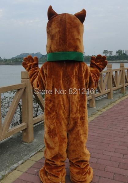 Scooby Doo mascot costume Scooby - Doo clothing dog mascot costume