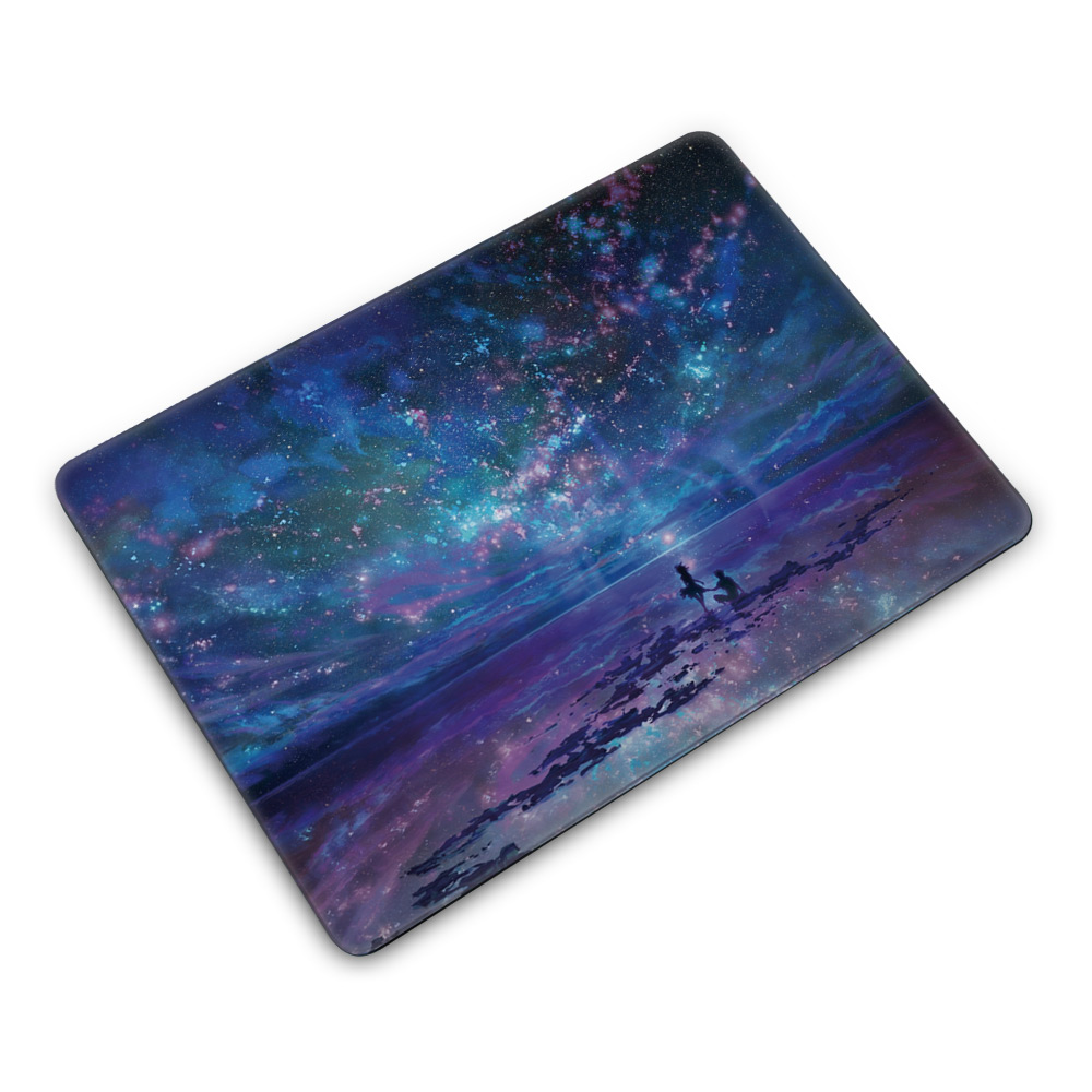 Print Crystal Clear Hard Case for MacBook 97