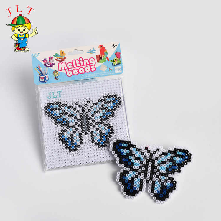Hot selling good quality hama perler beads 5mm butterfly