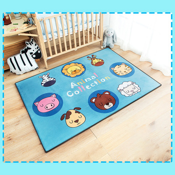 Baby Infant Play Mats Kids Crawling Carpet Floor Rug Baby Bedding mats thick Game Pad Children Room Decor for baby gifts ins thick round baby blanket play game mats pom pom crawling rug children toy mat carpet kids room decor photography props 90cm