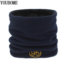 YOUBOME Fashion Men Winter Scarf Ring Knitted Men
