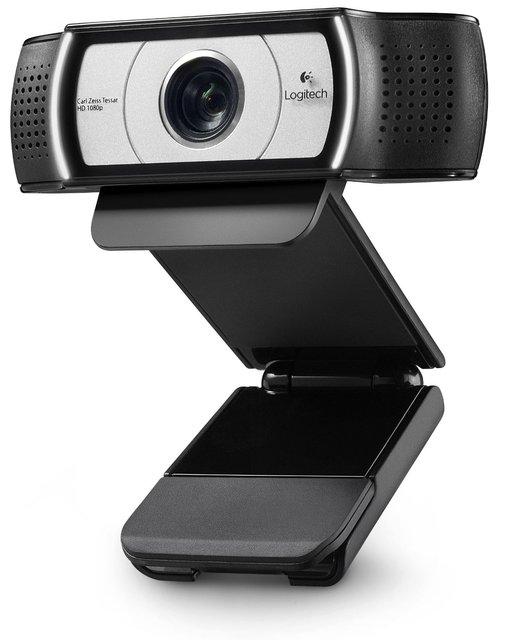 Logitech C930e USB Desktop or Laptop Webcam, HD 1080p Camera