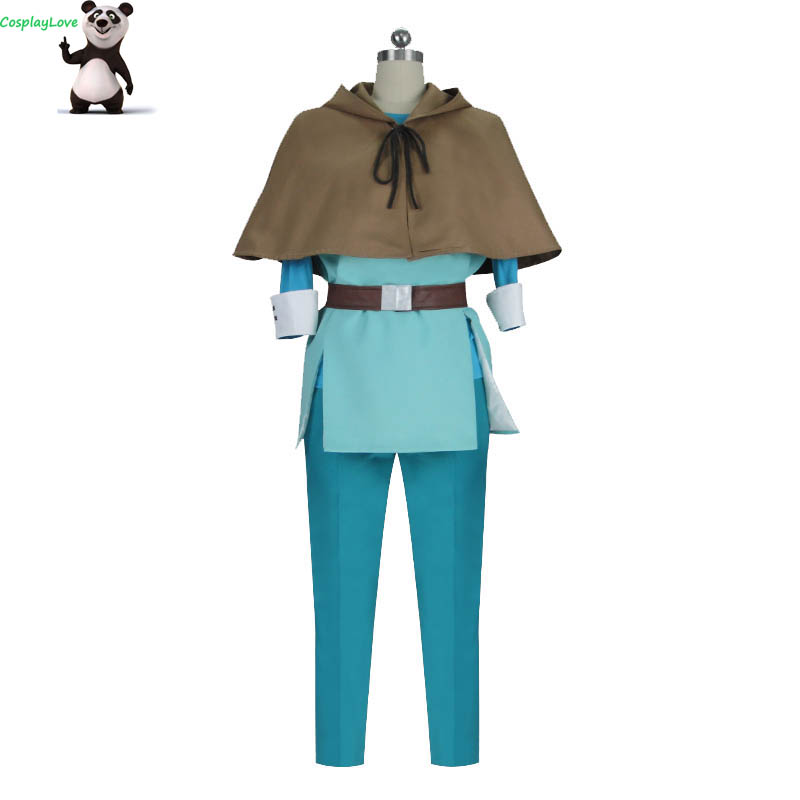 Recovery of an MMO Junkie Hayashi Cosplay Costume Custom Made For Halloween CosplayLove image