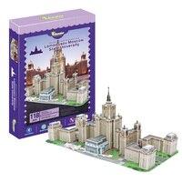 Puzzle Modèle 3D Plusieurs variétés 4