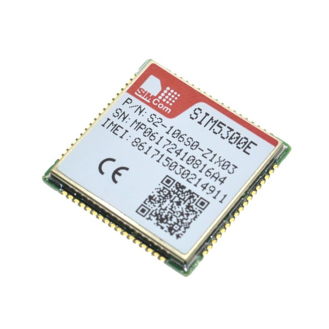 WAVGAT SIM5300E SMT type 3G replace SIM900A HSPA/WCDMA Dual band in stock ship out immediately