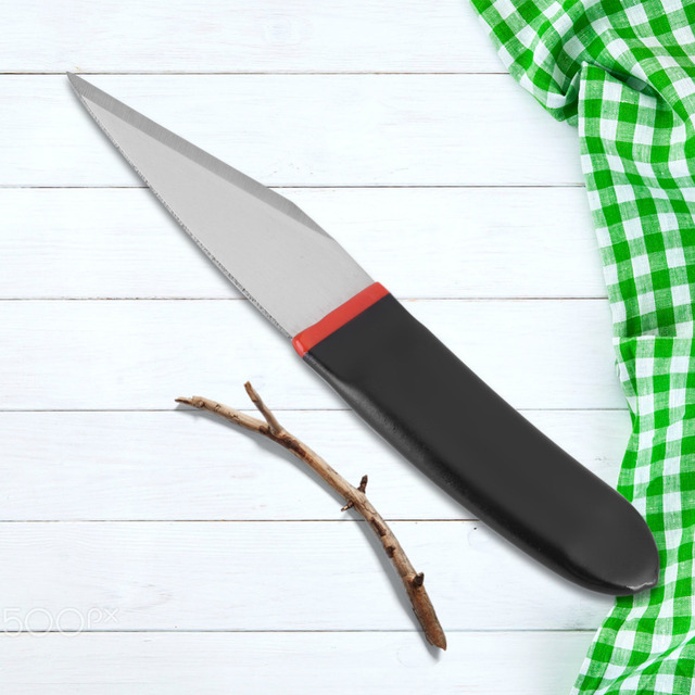 1Pcs Grafting Knife Stainless Steel Pruning Knife with Comfortable Handle for Gardening Grafting Planting