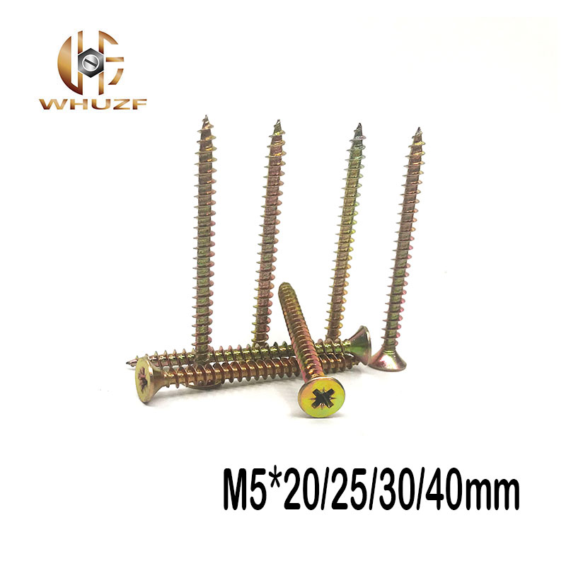 10x 5mm x 40mm  AISI 316-A4 Grade Stainless Steel Wood Screw Pozi Head FREE P+P!