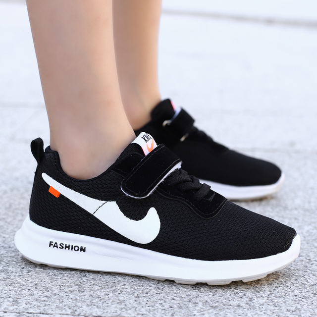 competitive price 99245 3bd7e Originals Kids Running Shoes Sport Air Ultra Athletic Outdoor Run Trainer  Free Rosh Children Girl Boys Boost Sneakers Max 38