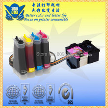 .Continuous Ink Supply System CISS for Hp 350 351 for HP Deskjet D4260 C4280 D4360 J6480 C5280 J5780,Free shipping(China)