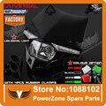 Мотоцикл На Дороге Правовых Streetfighter Enduro LED Фара для HONDA XR CRF KTM MTX XLR 250 450 200 Бесплатная Доставка
