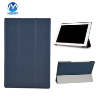 For Sony Xperia Z2 10 1 Inch Tablet Case PU Leather Cover For Sony Z2 Tablet