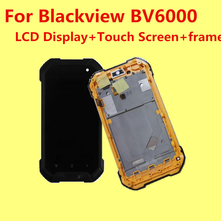 FOR Blackview BV LCD Display Touch Screen frame Tools  Original Digitizer