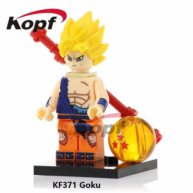 ... Building Blocks Single Sale Bulma Dragon Ball Z Figures Majin Buu  Prefect Cell Goku Vegeta Bardock ... 712356410e6c