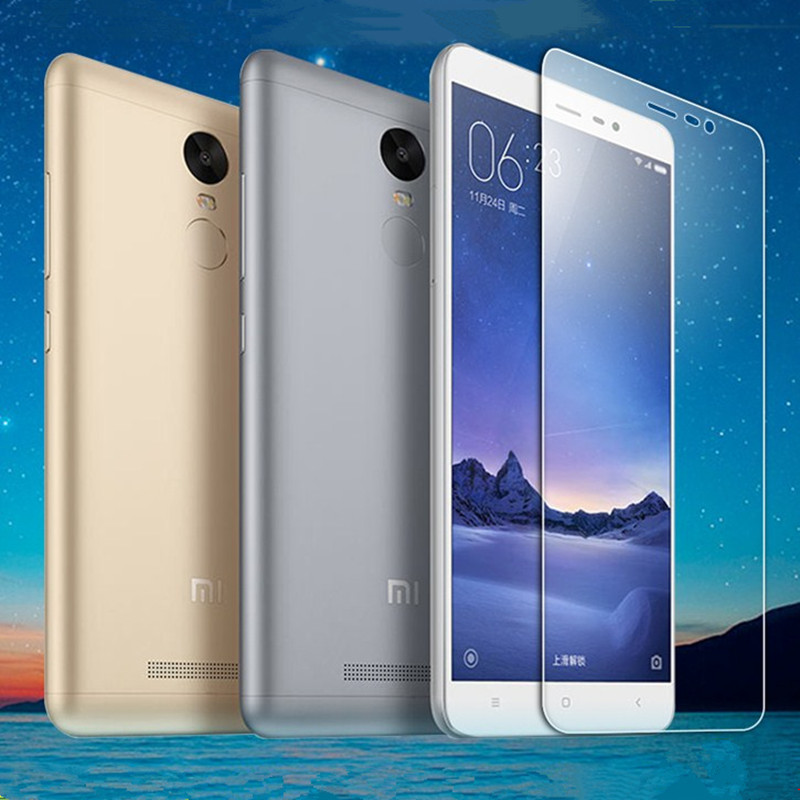 Tempered-Glass Screen-Protector Protective-Film Note-1 Xiaomi Redmi Mi4 Mi1 2-3-Redmi