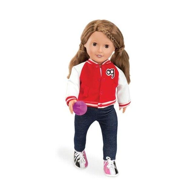 Unsere Generation American Girl Puppe Material Gotta Schüssel Puppe ...