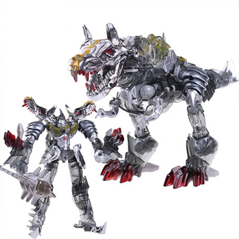 Alloy transformation toys anime model movie platinum