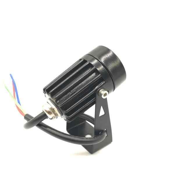 AC85-265V/12 V Открытый Садовая лампа LED садовый светильник 3 Вт светодиодный лампа на штативе Водонепроницаемый IP68 пруд путь Пейзаж Светодиодный прожектор лампы