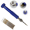 5 in 1 Repair Open Tool Kit Precision Screwdrivers Set of Tools Screwdriver For iPhone 4 5 6 6s For Samsung Galaxy Free shipping