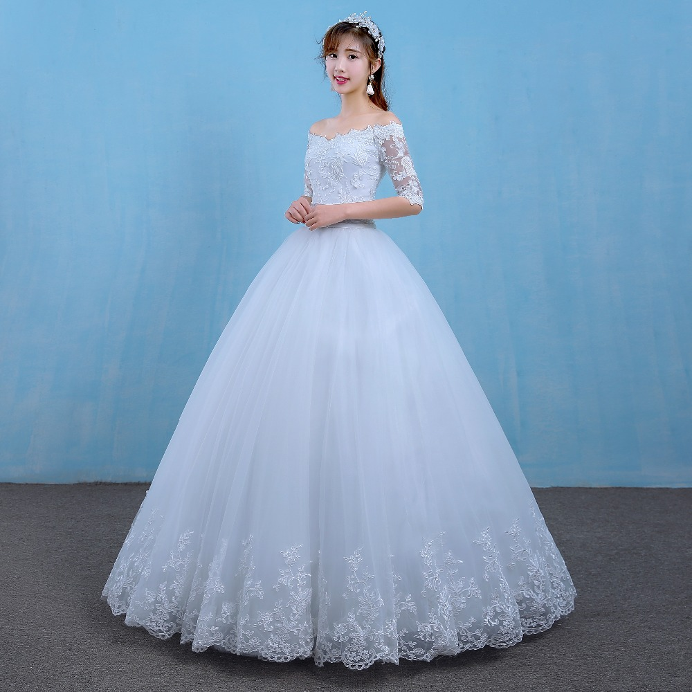Compare Prices on Korean Style Wedding Gown- Online Shopping/Buy ...