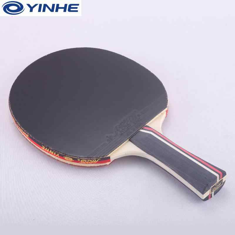Original yinhe Galaxy milky way 2 stars Table tennis racket Pimples-in rubber PingPong Racket bat