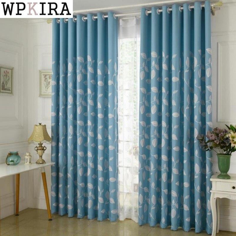 estilo moderno tul bordado cortinas cortinas para la sala de estar moderna blanco para el