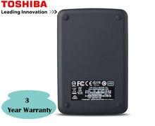 Toshiba Hard Disk Portable 1TB 2TB 3TB HDD External Hard Drive 1 TB Disco Duro HD Externo USB3.0 HDD 2.5 Harddisk Free Shipping
