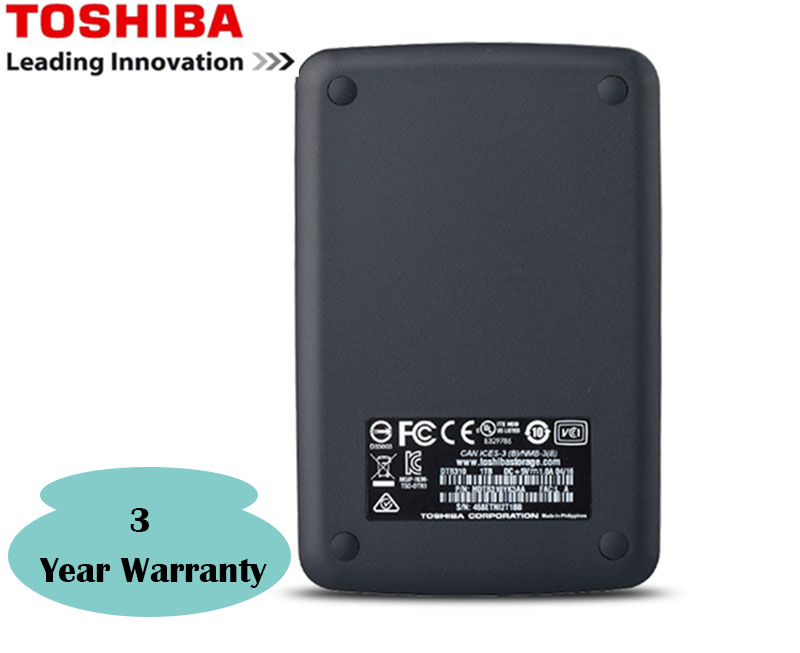 Toshiba disque dur Portable 1 to 2 to 3 to HDD disque dur externe 1 to Disco Duro HD Externo USB3.0 HDD 2.5 disque dur livraison gratuite - 4