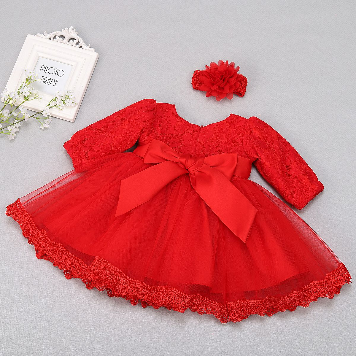 Baby Girl Dresses For Wedding In Winter Dacc