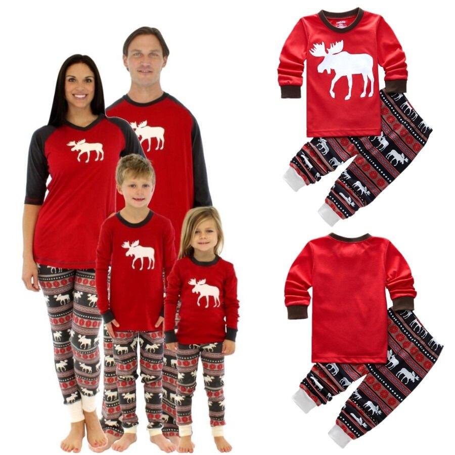 Popular Kids Red Pajamas-Buy Cheap Kids Red Pajamas lots