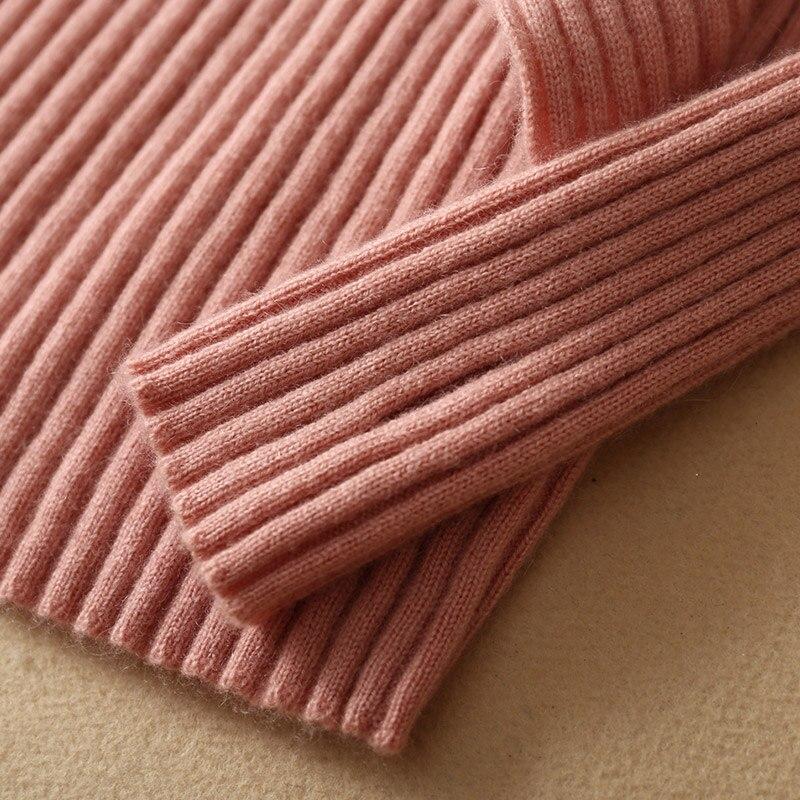 De V Cuello Y Azul Mujeres rosado Dama 100 Sólido Suéter Jersey Las Puro Cielo En blanco Slim Delgado Cachemira La Con Deliccolor Color vF8EwHq