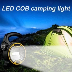 Tent Lamp Flood Light Travel T