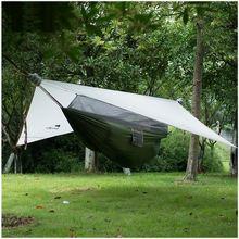 2 цвета Открытый гамак палатка Сверхлегкий Кемпинг висит гамак 1,5 кг для пеших прогулок, пикников