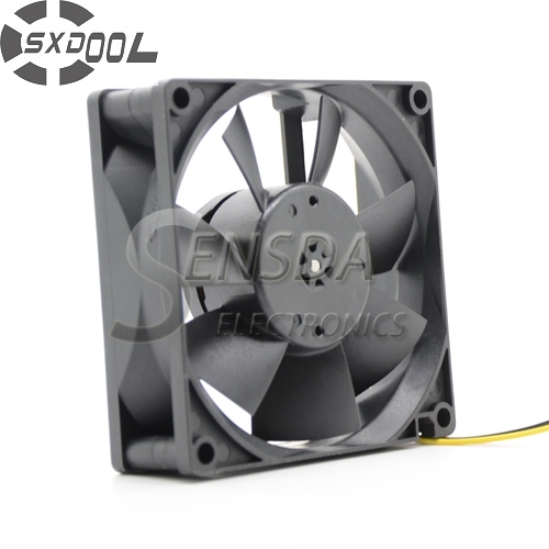 SXDOOL MMF-08G12DS CP0 8025 80mm 8cm 12VDC 0.18A server inverter cooling fan fuji inverter fan mmf 09d24ts fba09a24h