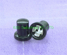 1pc Black Bakelite Vacuum Tube Anode Cap for EF37 6J7 Audio Valve Amps socket цена