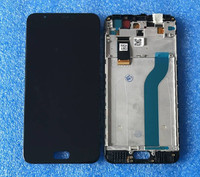 Axisinternational For 5 5 ASUS Zenfone 4 Max Plus ZC550TL X015D With Frame LCD Screen Display