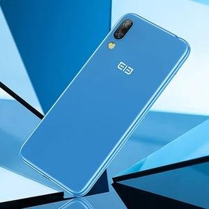 Image 4 - Elephone A6 Mini 4G Phablet 5.71 Android 9.0 MT6761 Quad Core 2.0GHz 4GB RAM 32GB ROM 3 Cameras Side Fingerprint Sensor 3180mAh