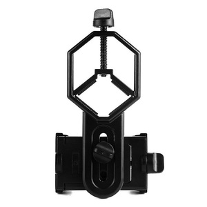 Image 5 - Binoculars Universal Mobile Phone Clip Can Be Connected to Astronomical Telescope Multi function Mobile Phone Photo Bracket