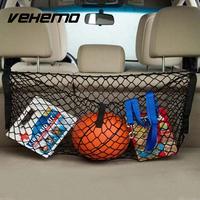New Black Nylon Car Hatchback Luggage Trunk Net Plus Mounting Hign Quality